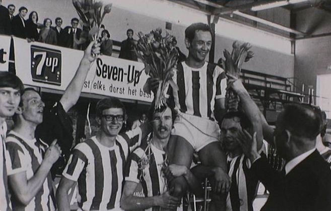 1968 voor de 4e keer landskampioen